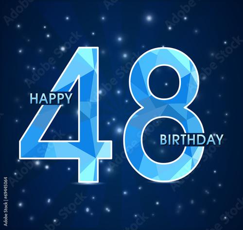 Поздравления с 49 годом рождения