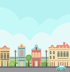 town landskape
