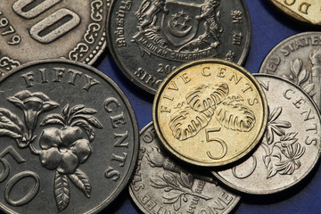 Coins of Singapore