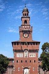 Torre del Filarete, Castello Sforzesco, Mailand