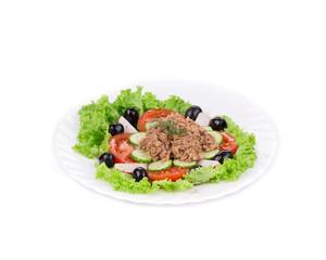 Tuna Salad.