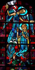 Fototapete - Annunciation