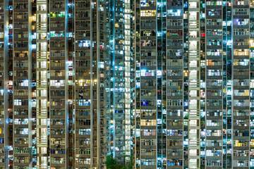 Compact life in Hong Kong