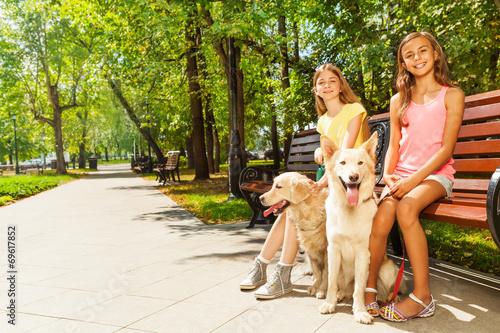 девки с псом