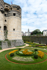 Castle of Angers (France)