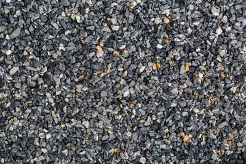 rock on floor