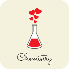 Love Chemistry card
