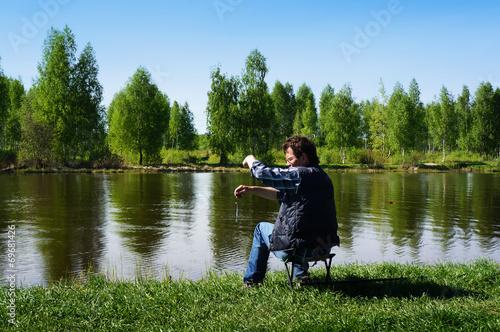 видео костромская рыбалка