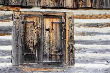 Das alte Fenster