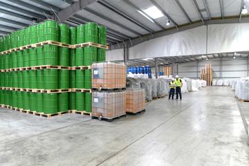 Lagerhaus // industrial warehouse