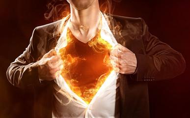 Burning Hero