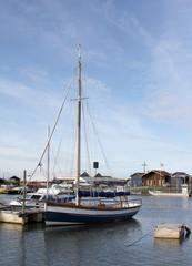 port ostréicole,bassin d'arcachon,gujan-mestras