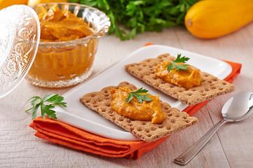 Zucchini caviar
