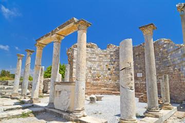 Ephesus or Efes Ancient Greco-Roman City, Turkey
