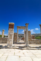 Ephesus or Efes Ancient Greco-Roman City, Turkey