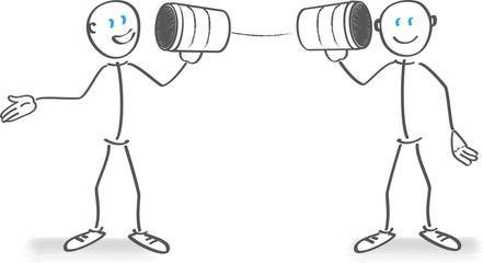 Bilder und Videos suchen: büchsentelefon