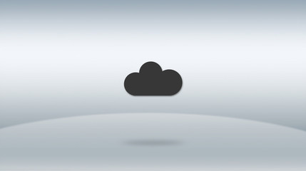 the cloud system icon