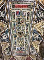 Piccolomini Library ceiling - Duomo di Siena
