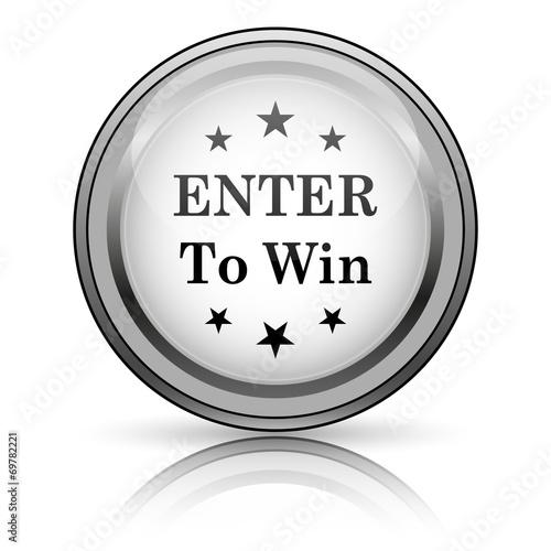 enter to win icon - photo #9