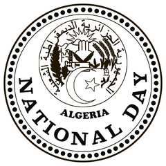National day Algeria