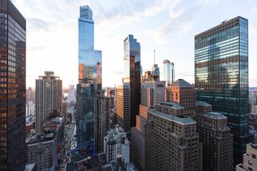 New York Hochhäuser