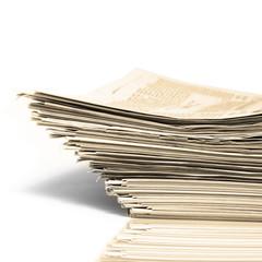 Altpapier Sammlung