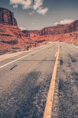 Wall Mural - Scenic Utah Desert Road