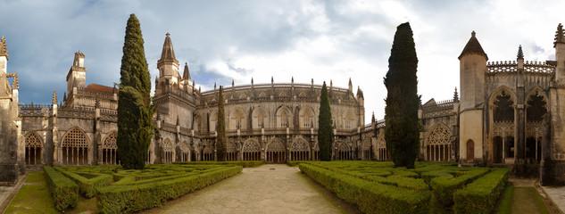 Batalha monastery royal cloister