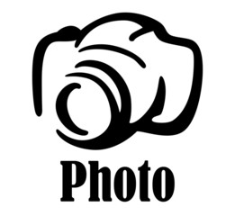 Camera icon or symbol
