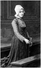 Young Christian Woman