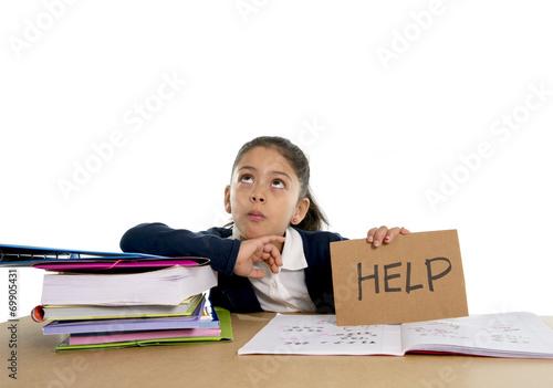 asking for less homework