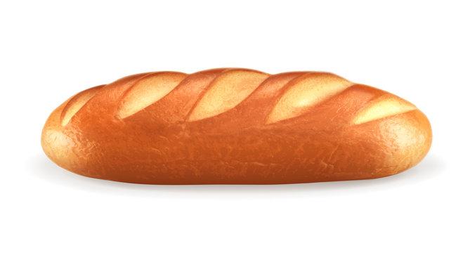 Loaf, vector illustration