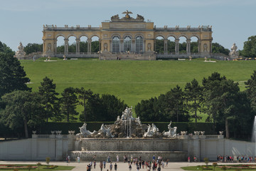 The Gloriette Schönbrunn Palace