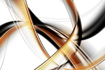 Obraz nowoczesna abstrakcja - fototapety do salonu