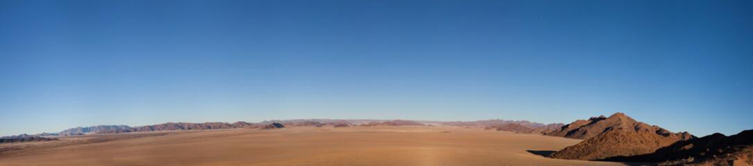 Panorama namibiano