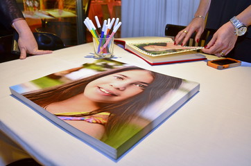 Bat Mitzvah Photobook Album