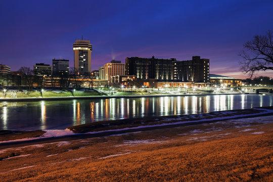 Wichita, Kansas - downtown