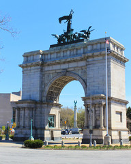 Soldiers' and Sailors' Arch - New York City