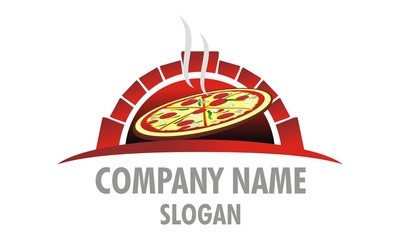 Burn Pizza Logo