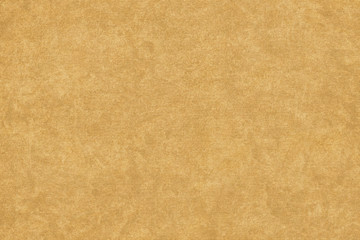 Recycle Striped Yellow Ocher Kraft Paper Mottled Grunge Texture