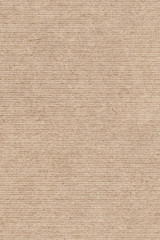 Recycle Striped Coarse Beige Kraft Paper Mottled Grunge Texture