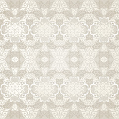 Seamless Pattern in Traditional Islamic Motif.