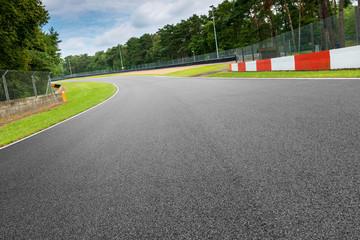 motorsport rennstrecke in zolder belgien