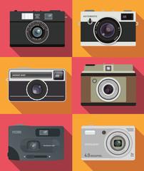 Vector camera set