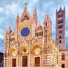 Wall Mural - Cathedral of Siena