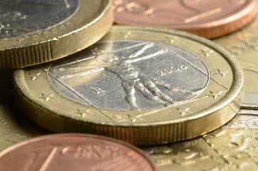 Euro italiano Italian Italienska Italienisch Итальянский евро