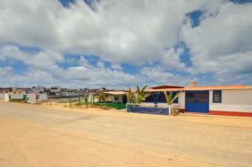 Wyspy kanaryjskie, Fuerteventura,Hiszpania, plaża