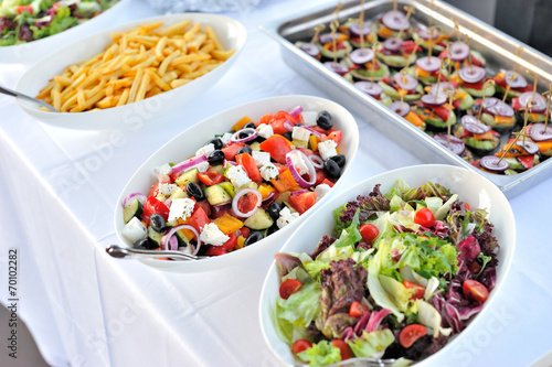 online food catering project