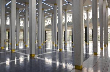 Malaysia national mosque - Kuala Lumpur