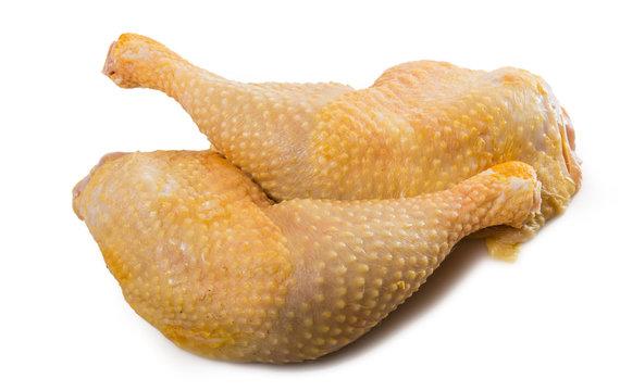 Zancas de pollo